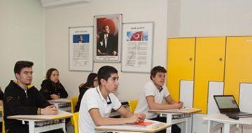 10 Kişilik Sınıflarda Vip Eğitim