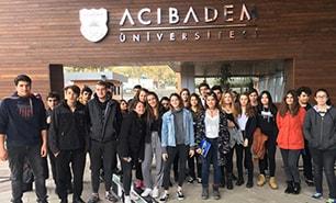 Acıbadem Üniversitesi Gezisi