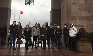 Koç Üniversitesi Gezisi